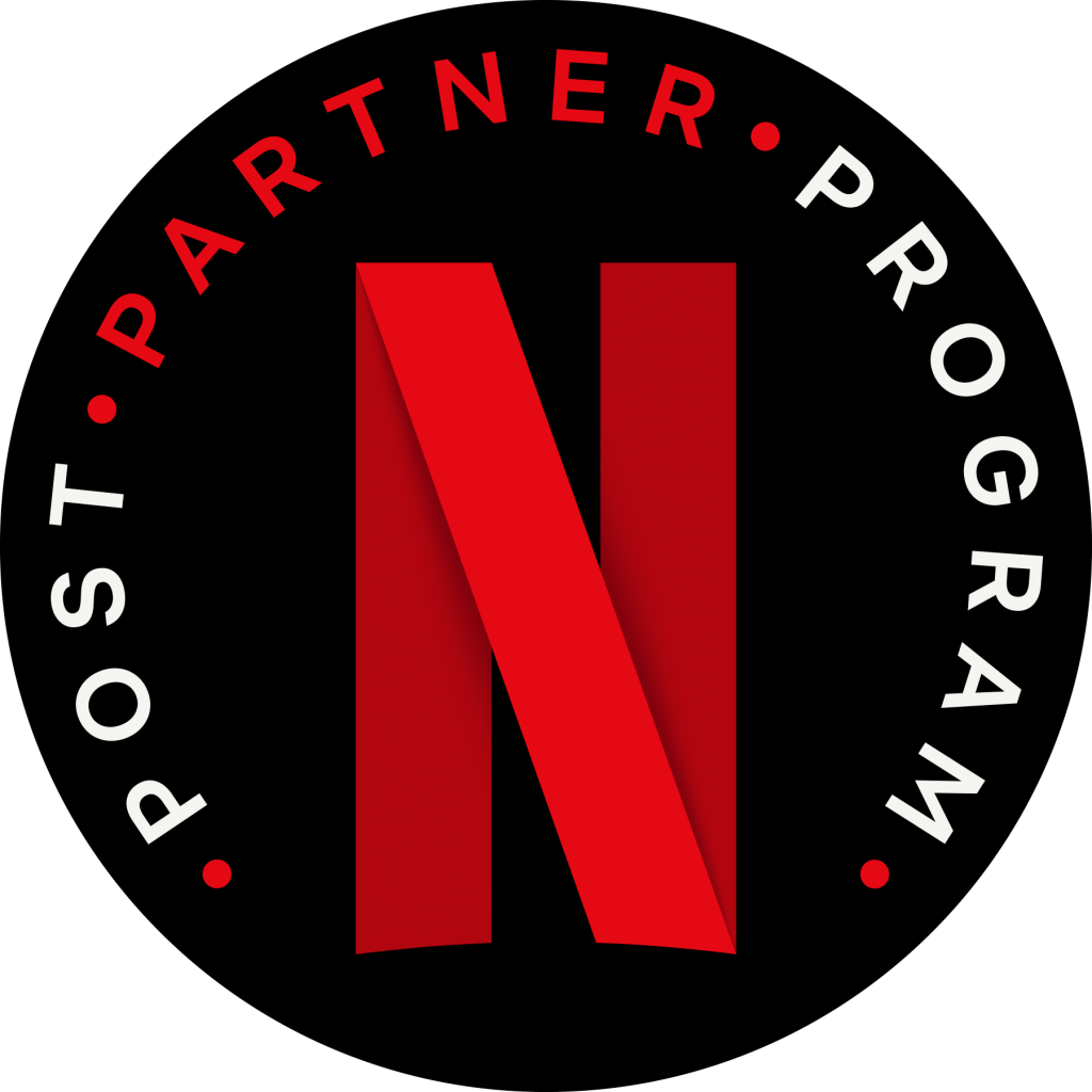 Netflix Post Partner Program badge