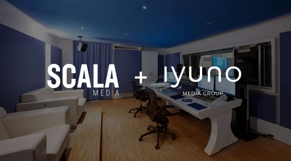scalamedia, iyuno media group
