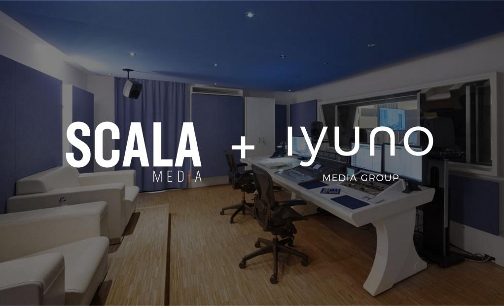 Scalamedia, Iyuno Media Group
