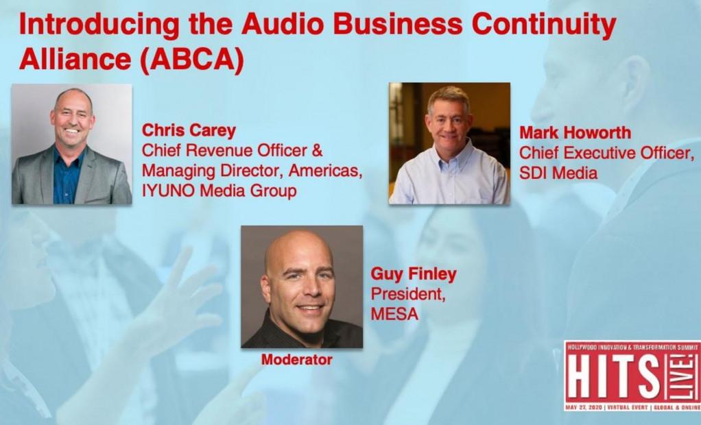 Audio Business Continuity Alliance (ABCA)