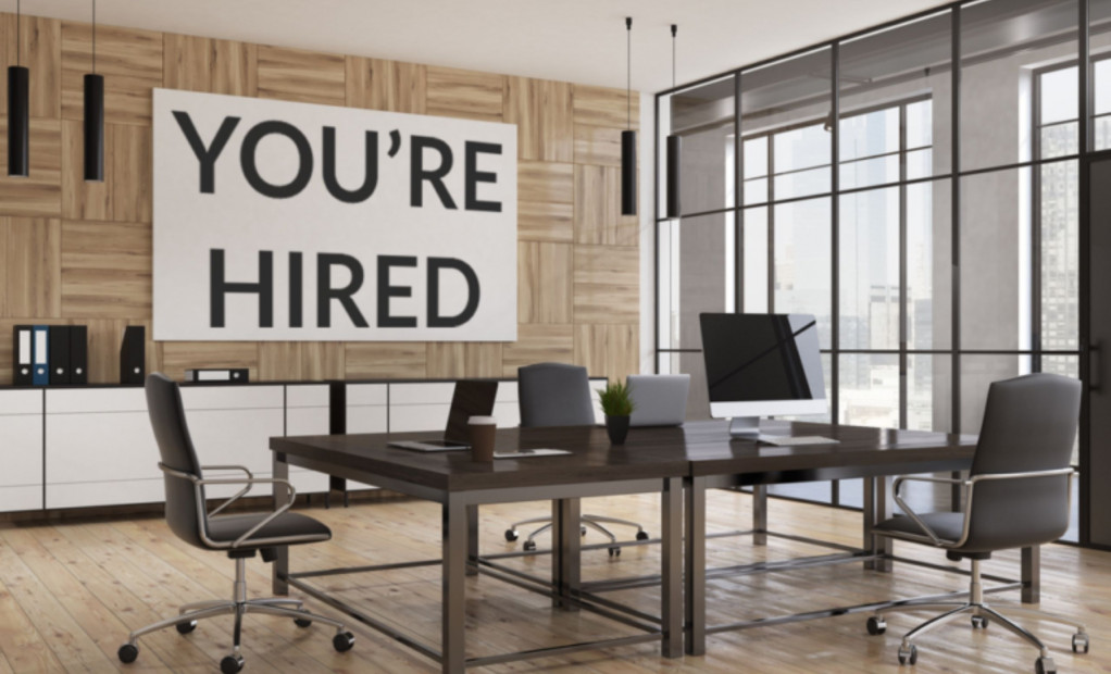 You Are Hired Office Space