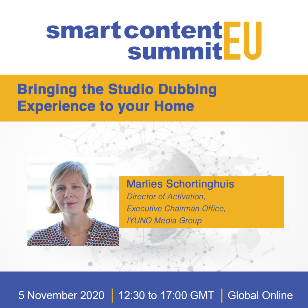 smart content summit europe