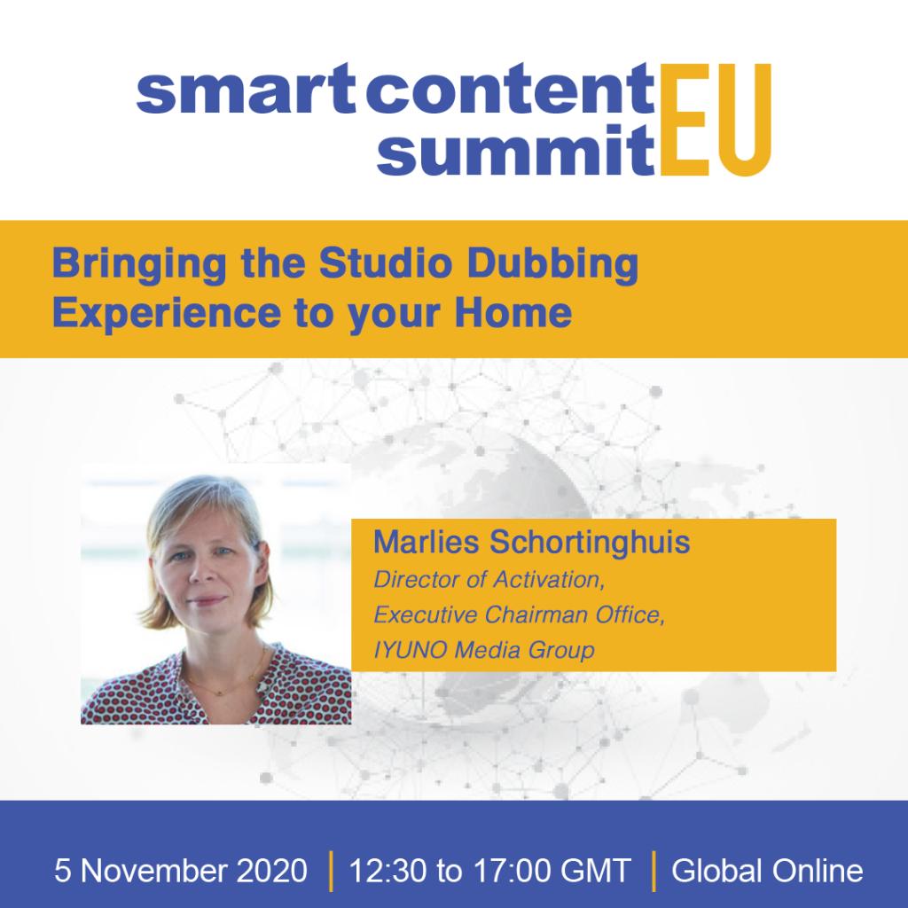 smart content summit europe